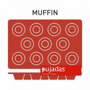Forme Muffin Silikoni